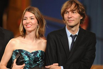 Director Sofia Coppola and Phoenix frontman Thomas Mars welcomed their second child together on June 25. Cosima was born in New York City and is a little sis to three-year-old Romy.