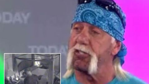 'I'm going full-blown to find who did this to me': Hulk Hogan vows to hunt down whoever released his sex tape