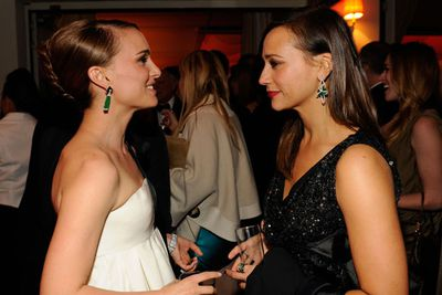 While seemingly everyone gets along with Rashida, these gorgeous ladies share a closer bond. Pic: Getty