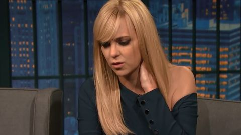 Anna Faris recalls why she was once banned from visiting New