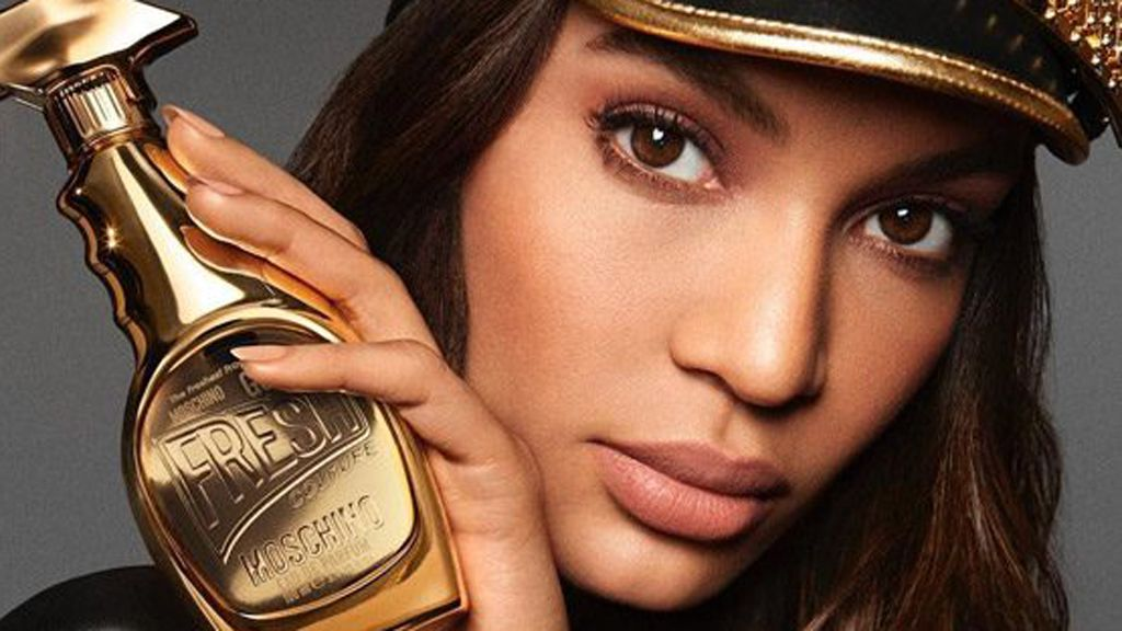 Joan Smalls goes for gold