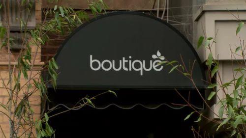 Boutique nightclub in Greville Street, Prahran, was a popular nightspot for celebrities. (9NEWS)