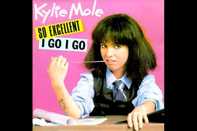 "Kylie, the alter ego of comedienne Mary-Anne Fahey, is credited with popularising the term ""bogan"" back in the '80s — which is kind of ironic, because she's kind of a bogan herself. Despite (or because of) her boganness, the character was so popular she released a best-selling book and a popular single."