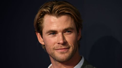 Aussie actor Chris Hemsworth named 'world's sexiest man'