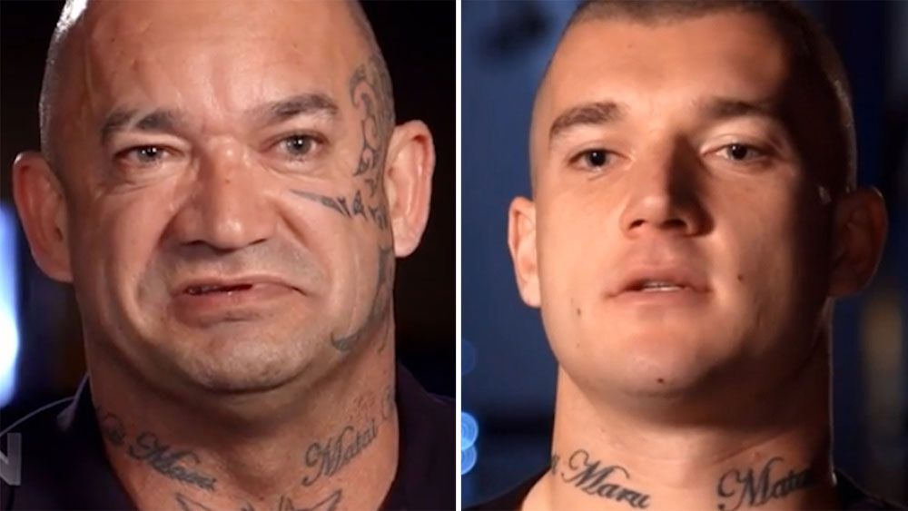 Richmond Tigers superstar Dustin Martin would swap all the medals for deported father Shane's return
