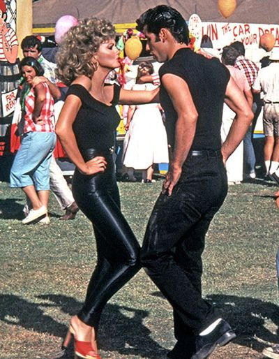 "<p>It's been 40 years since <a href=""https://style.nine.com.au/2018/05/15/16/33/olivia-newton-john-grease-costumes-leather-jacket"" target=""_blank"" draggable=""false"">Olivia Newton-John</a> and John Travolta graced our big screens in the iconic&nbsp;<em><a href=""https://style.nine.com.au/2018/05/15/16/33/olivia-newton-john-grease-costumes-leather-jacket"" target=""_blank"" draggable=""false"">Grease</a></em><a href=""https://style.nine.com.au/2018/05/15/16/33/olivia-newton-john-grease-costumes-leather-jacket"" target=""_blank"" draggable=""false"">,</a> but even after all this time Sandy's wardrobe is still the one everyone wants.</p> <p>No-one can forget good-girl&nbsp;Sandy Olsson breaking out of her shell in the final scene of the movie, donned in head-to-toe spandex and proclaiming her love for&nbsp;for bad boy Danny Zuko, all while singing the hit song&nbsp;<em>You're the One That I Want</em>. (who would ever <em>want</em> to forget that?)</p> <p>Even though A-listers like supermodel Gigi Hadid and singer-turned-designer Jessica Simpson weren't even alive when the film was first released, the movie, and more specifically Newton John's skin-tight get up, has stood the test of time. </p> <p>Hadid and Simpson are just two of many celebrities who have channeled the classic look.</p> Click through too see how Hollywood's style set have channeled Sandy's iconic outfit...some of these may even make the girls at Rydell High School blush."