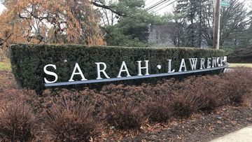 Sarah Lawrence College is a prestigious university in New York.