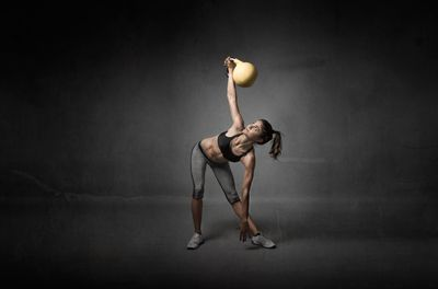 <strong>Use kettlebells</strong>