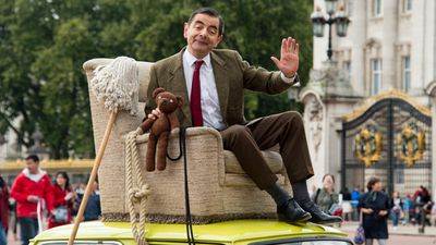 Mr Bean first aired on UK television in 1990. (AAP)