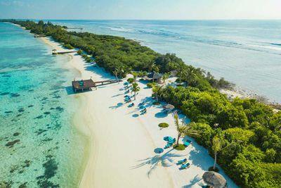 9. The Maldives