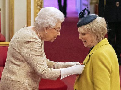 Queen investiture ceremony