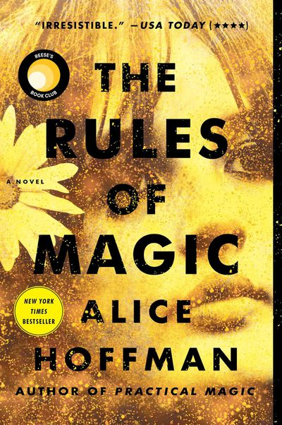 The Rules of Magicby Alice Hoffman - October 2017