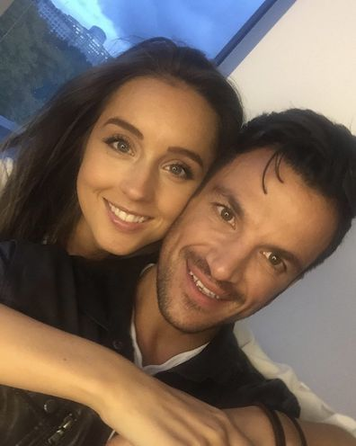 Aussie singer, Peter Andre, diagnosed, coronavirus, UK