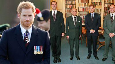 Prince Harry scores a major promotion, December 2017