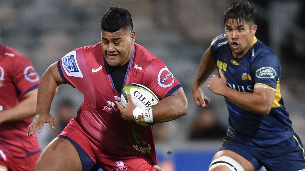 Two for Moore as Brumbies beat Reds