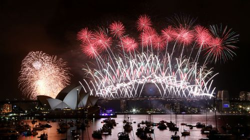 Sydney set to tweet its way into the New Year