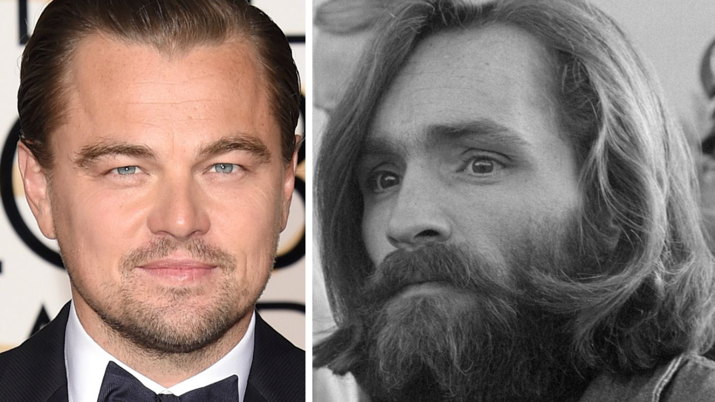 Leonardo DiCaprio to Star in Quentin Tarantino's Charles Manson-Themed Movie