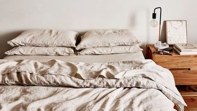 Switch your bedding