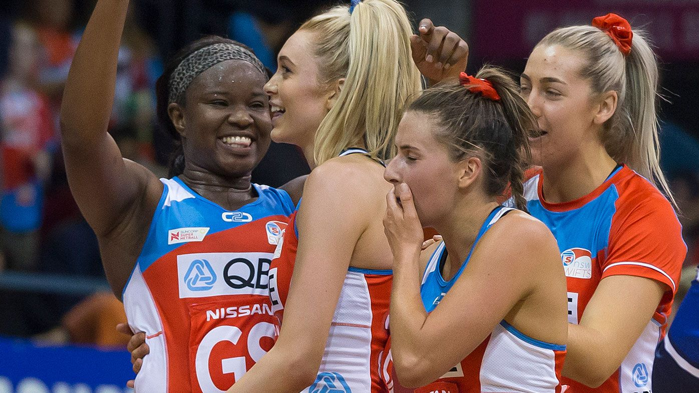 NSW Swifts set for biggest test yet in round 4 of Super Netball