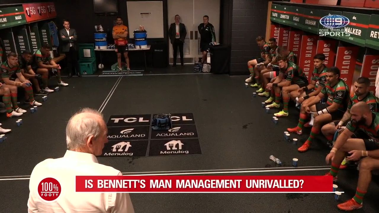 Wayne Bennett's 'real chance' to cement GOAT status in NRL grand final