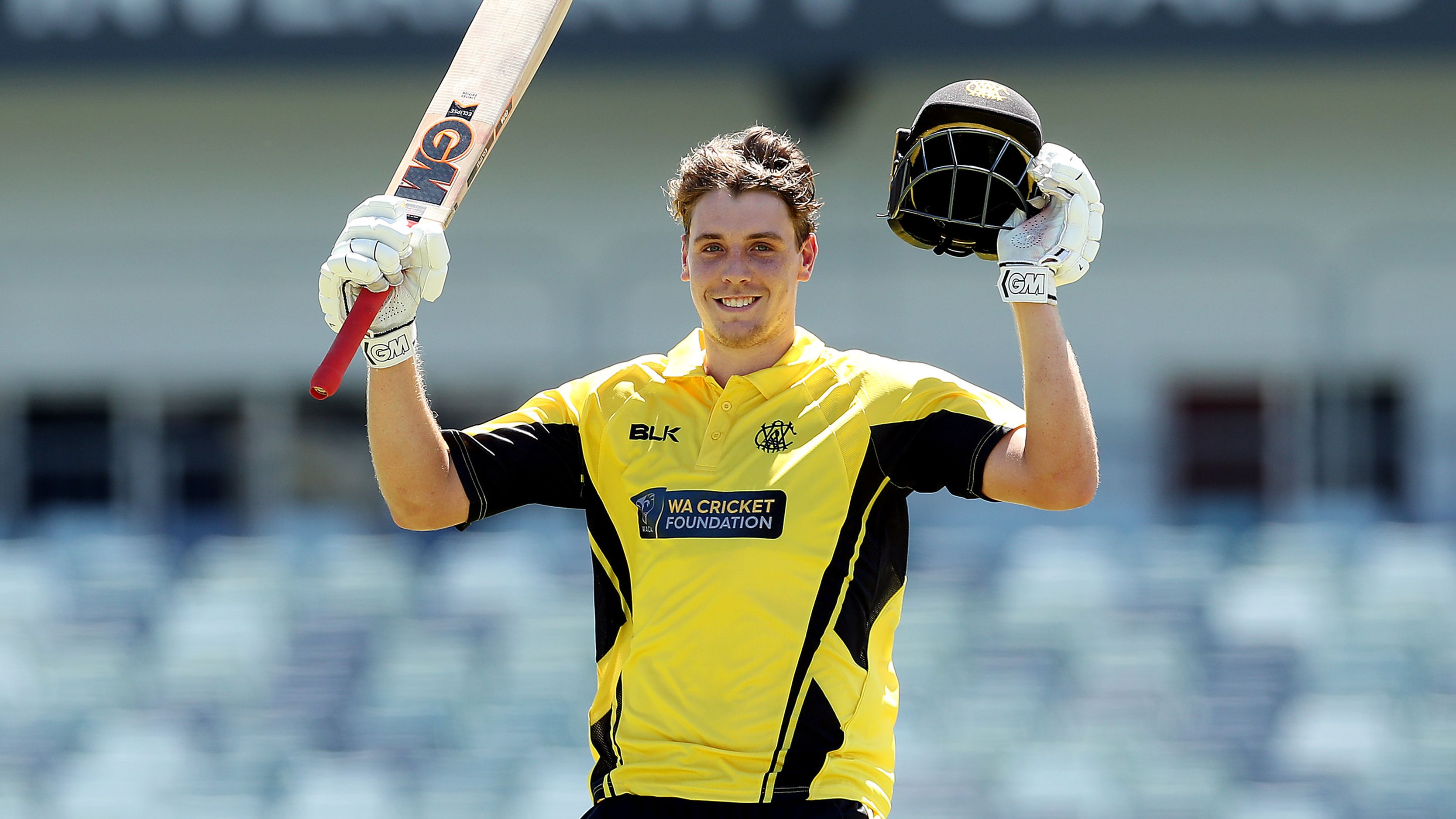 Cameron Green's star continues to rise with another century for Western Australia