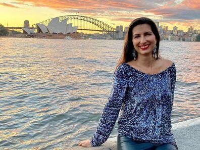 Travel writer Dilvin Yasa