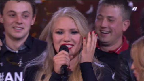 Anja Nissen wins The Voice 2014