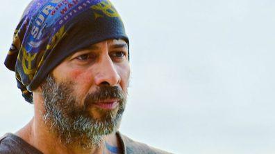 Tony from Survivor: Winners At War