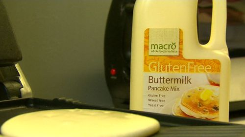 Nearly one in 10 gluten-free meals sold in Melbourne were found to contain gluten. Picture: 9NEWS