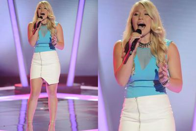 Name: Anja Nissen<br/>Age: 18<br/>Blue Mountains, NSW
