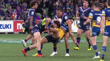 Chambers under fire for crusher tackle