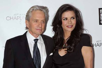 We all knew it meant trouble when Michael Douglas admitted he'd got throat cancer from oral sex! Sources say wife Catherine Zeta Jones never truly forgave him and in August, it was revealed they were trailing a separation. Rumours swirled they had reconciled near the end of the year but no confirmation.