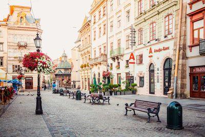 1. Lviv, Ukraine ($42)