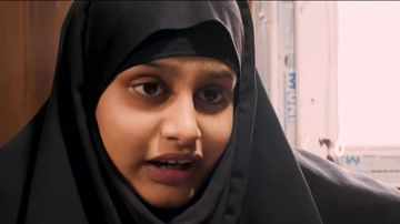 Shamima Begum, who ran away to join ISIS, has given birth to a baby boy.