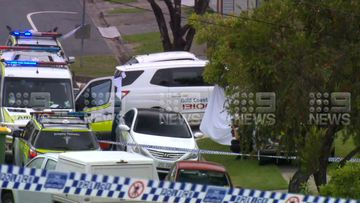 A man was found dead after an alleged assault in Labrador, on the Gold Coast, this morning.