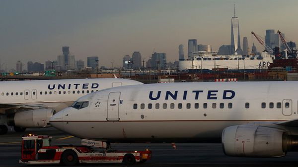 United Airlines refused to let Carrol Amrich fly