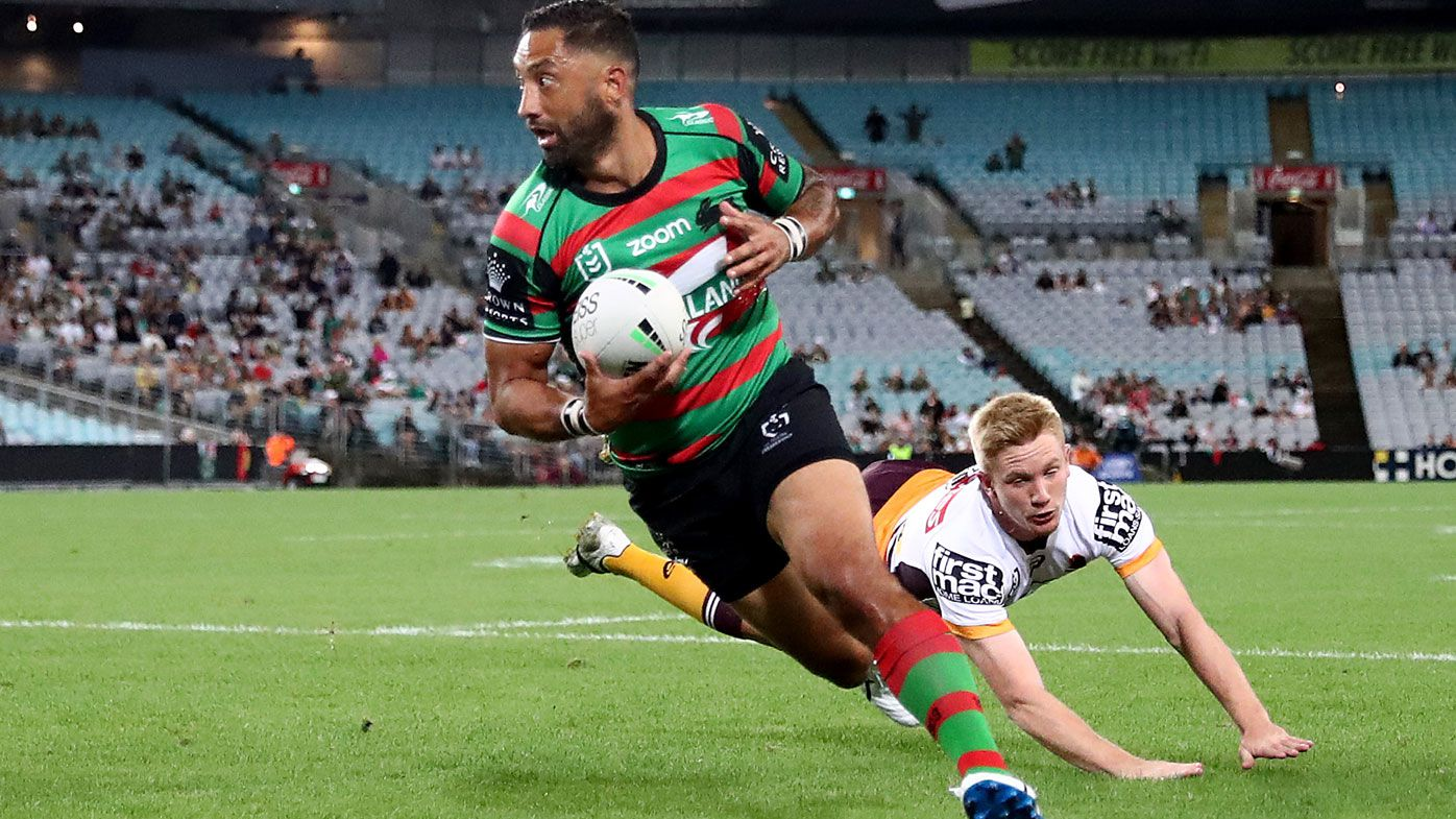 South Sydney poised to offer Benji Marshall contract extension should Adam Reynolds walk