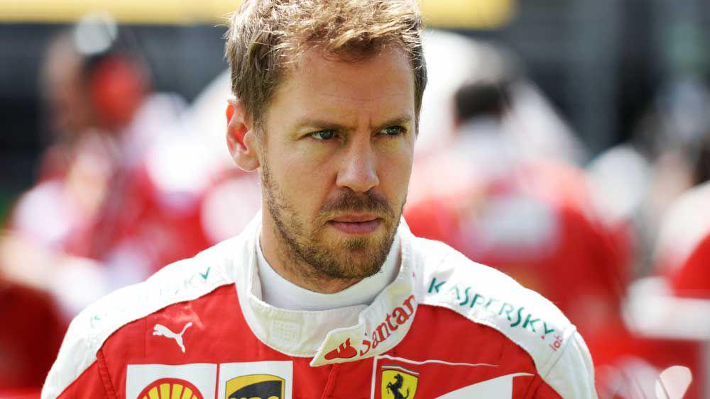 Vettel escapes FIA sanction after apology