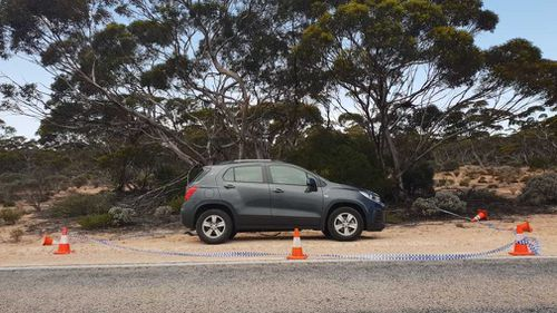 Nullarbor Eyre Highway murder South Australia