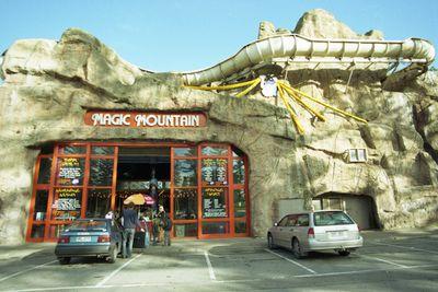 <strong>Magic Mountain, South Australia</strong>