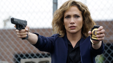 Lopez stars as a single mother and detective.