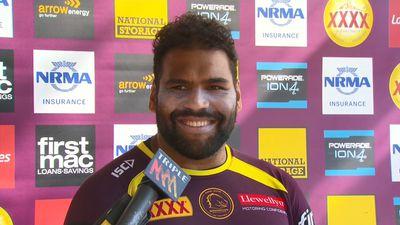 NRL: Sam Thaiday reveals the reason behind his fury after Napa-Sims tackle