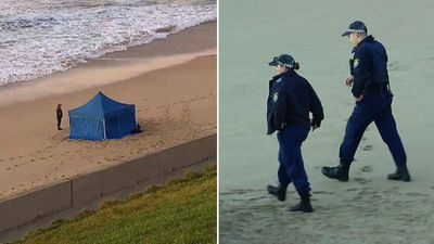 Mystery over identity of woman found dead on beach