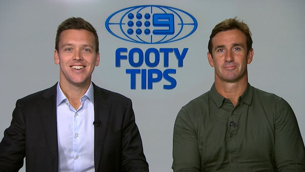 Andrew Johns' Origin preview