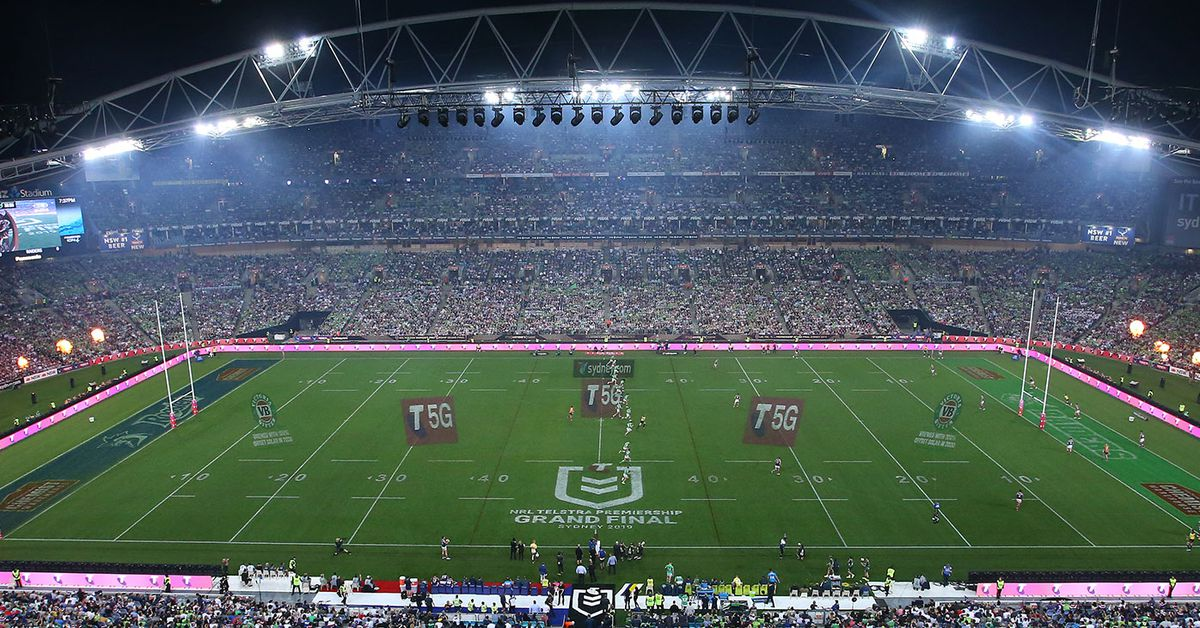 Major stadiums can now fill to 50 per cent of capacity for one-off events – 9News