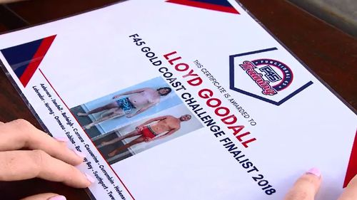 The F45 challenge is judged on transformation photos, scan results and class attendance.