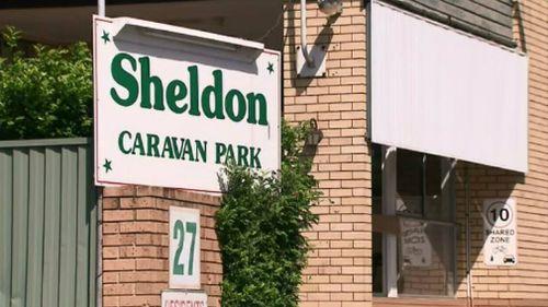 Eight Mile Plains caravan park