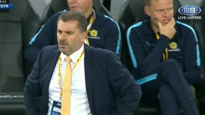 Socceroos coach Ange Postecoglou linked to $3.8 million payday at Chinese Super League club Shanghai Shenhua