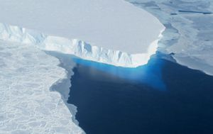 Antarctica's colossal Thwaites Glacier is melting fast - and scientists may have discovered why