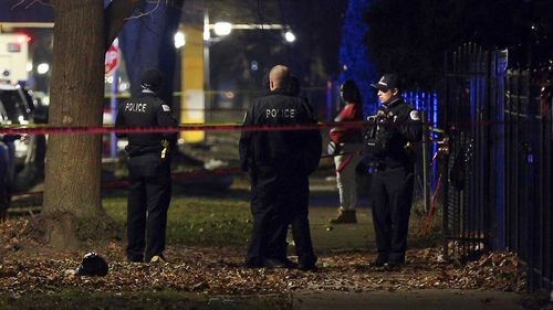 13 people shot at house party in Chicago